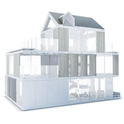 The Aspiring Architect's STEAM Design Kit 1