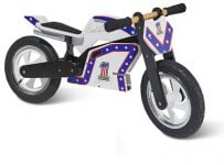 The Evel Knievel Balance Bike