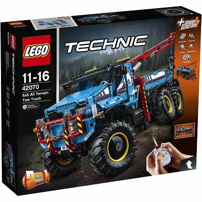 LEGO-Technic-Tow-Truck-1
