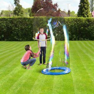 The Mega Bubble Maker - Your kid's unique bubble kit capable of making huge bubbles