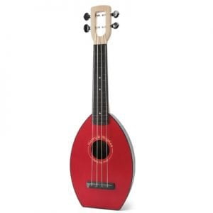 The Personalized Acoustic Ukulele - made with a wood soundboard and acoustically resonant thermoplastic body
