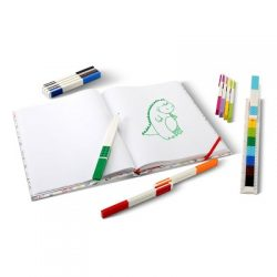 LEGO Marker Creativity Kit - Compatible with any LEGO building bricks including minifigures