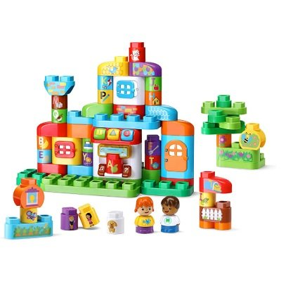 Build and Learn ABC Talking Blocks