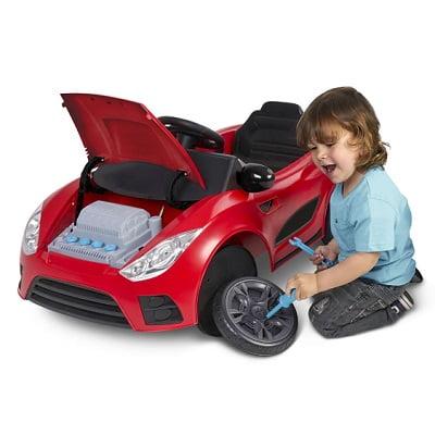 Ride And Repair Sports Car 1