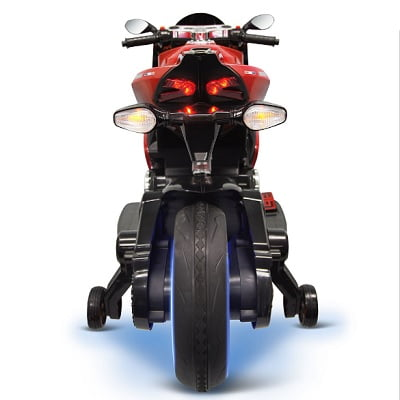 Ride On Hot Rod Motorcycle 1