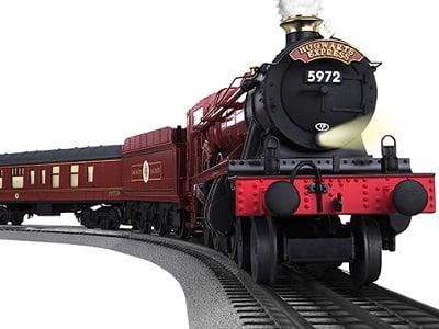 Hogwarts Express Electric Train 1