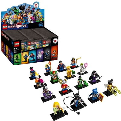LEGO-DC-Super-Heroes-Mini-Figure