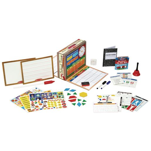 School Time Classroom Play Set 2