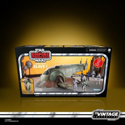 Star Wars Boba Fett's Slave I Vehicle 1