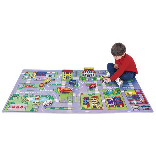 City Block Play Mat