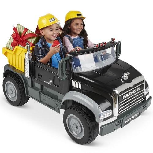 Mack-Dump-Truck