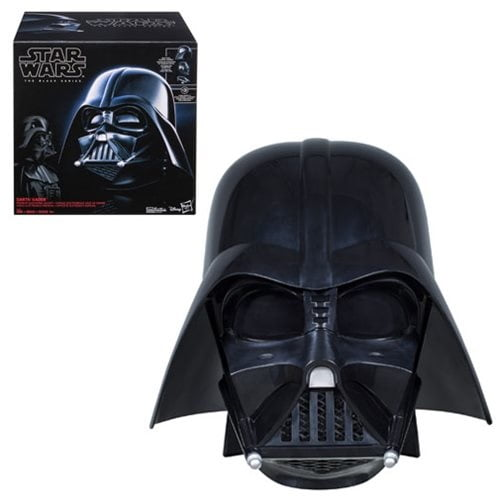 Darth Vader Electronic Helmet 1