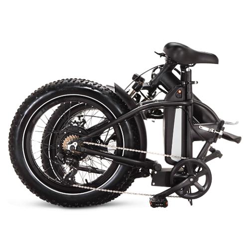 Folding All Terrain Electric Bike1