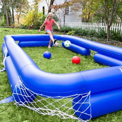 Inflatable Backyard Billiards Game