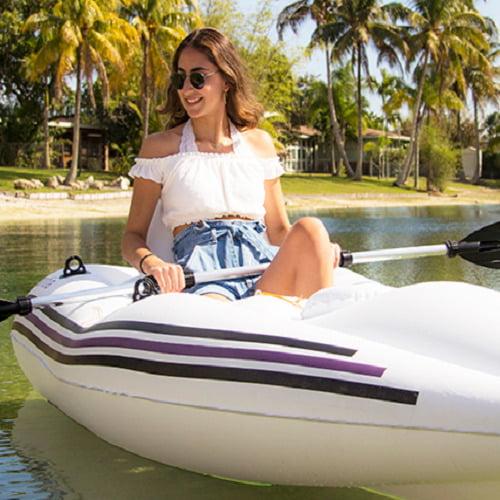 Motorized Inflatable Boat