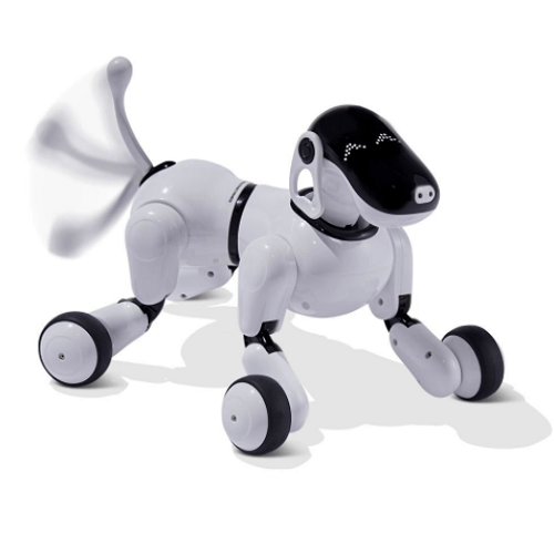 The Voice Controlled Robodog1