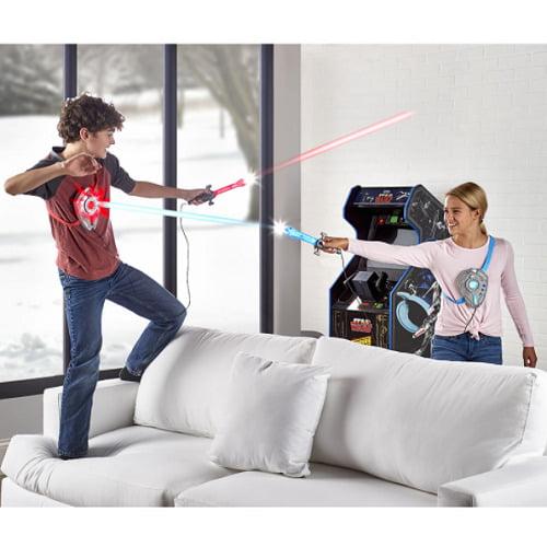 Sword-And-Shield-Laser-Battle