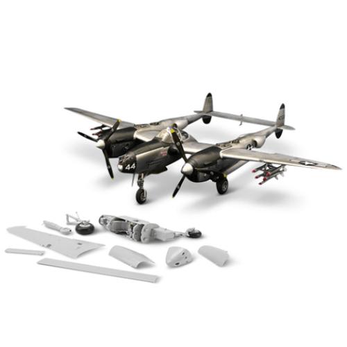 P-38L Lightning WWII Model Kit