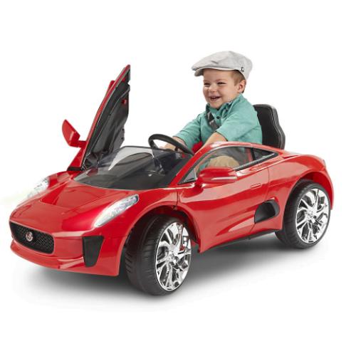 Ride on Jaguar Convertible1