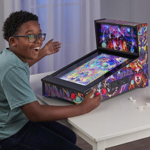 Tabletop Virtual Pinball Machine1