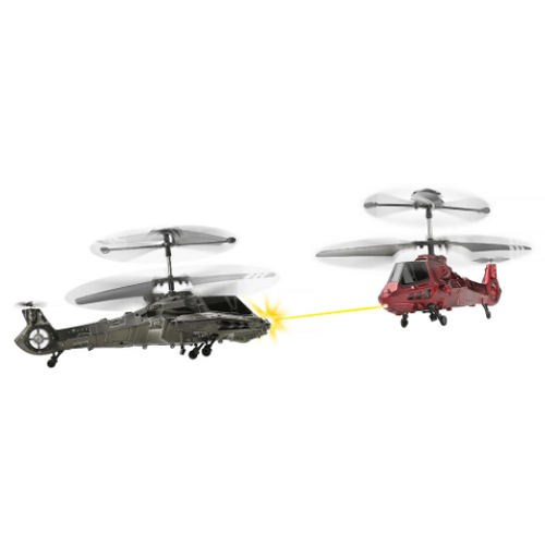 Air Combat Battling Helicopters