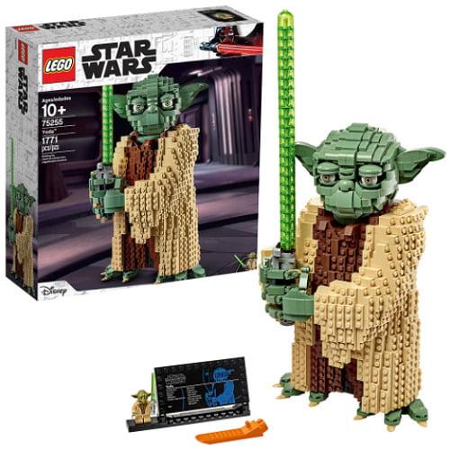 LEGO Star Wars Yoda Set1