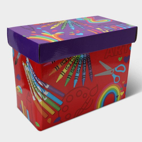Art And Activity Surprise Box
