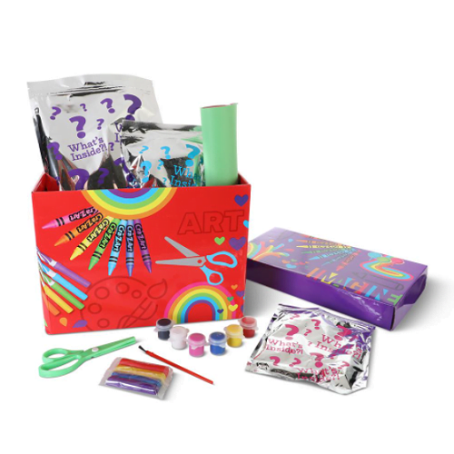 Art And Activity Surprise Box1