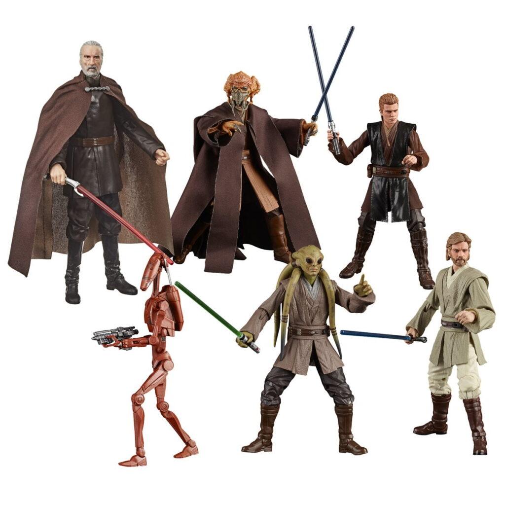 Star Wars Black Series Wave 4 Action Figures