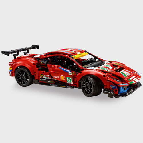 LEGO-Technic-Ferrari-488-GTE
