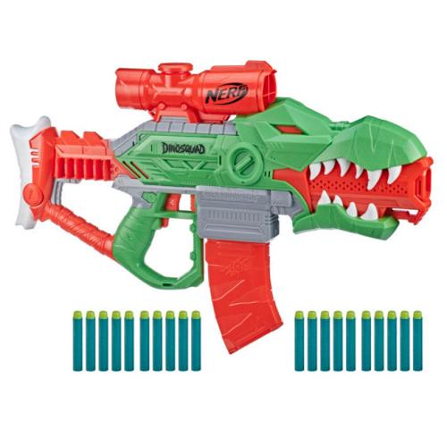 Rex-Rampage Motorized Dart Blaster