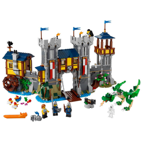 LEGO-Creator-Medieval-Castle