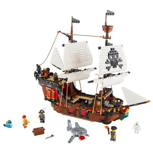 LEGO-Creator-Pirate-Ship