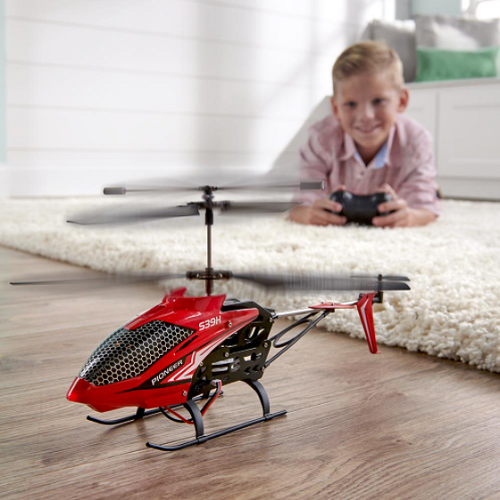 Auto Hovering RC Helicopter1